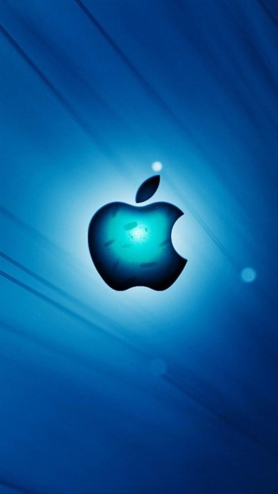 Download Free Apple Logo Background for Iphone | PixelsTalk.Net