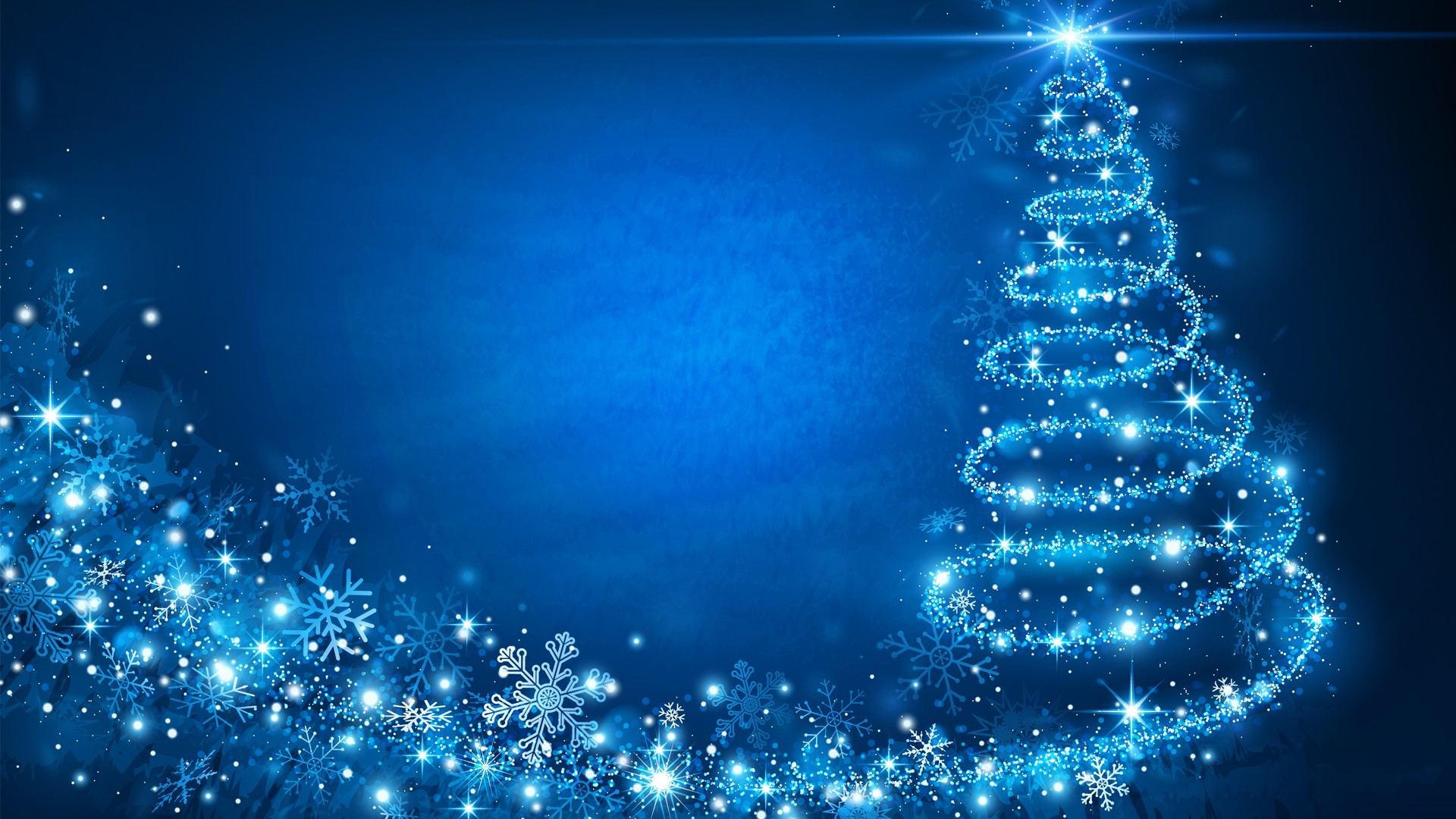 Free Fall Wallpaper For Computer Blue Christmas Wallpaper Hd Pixelstalk Net