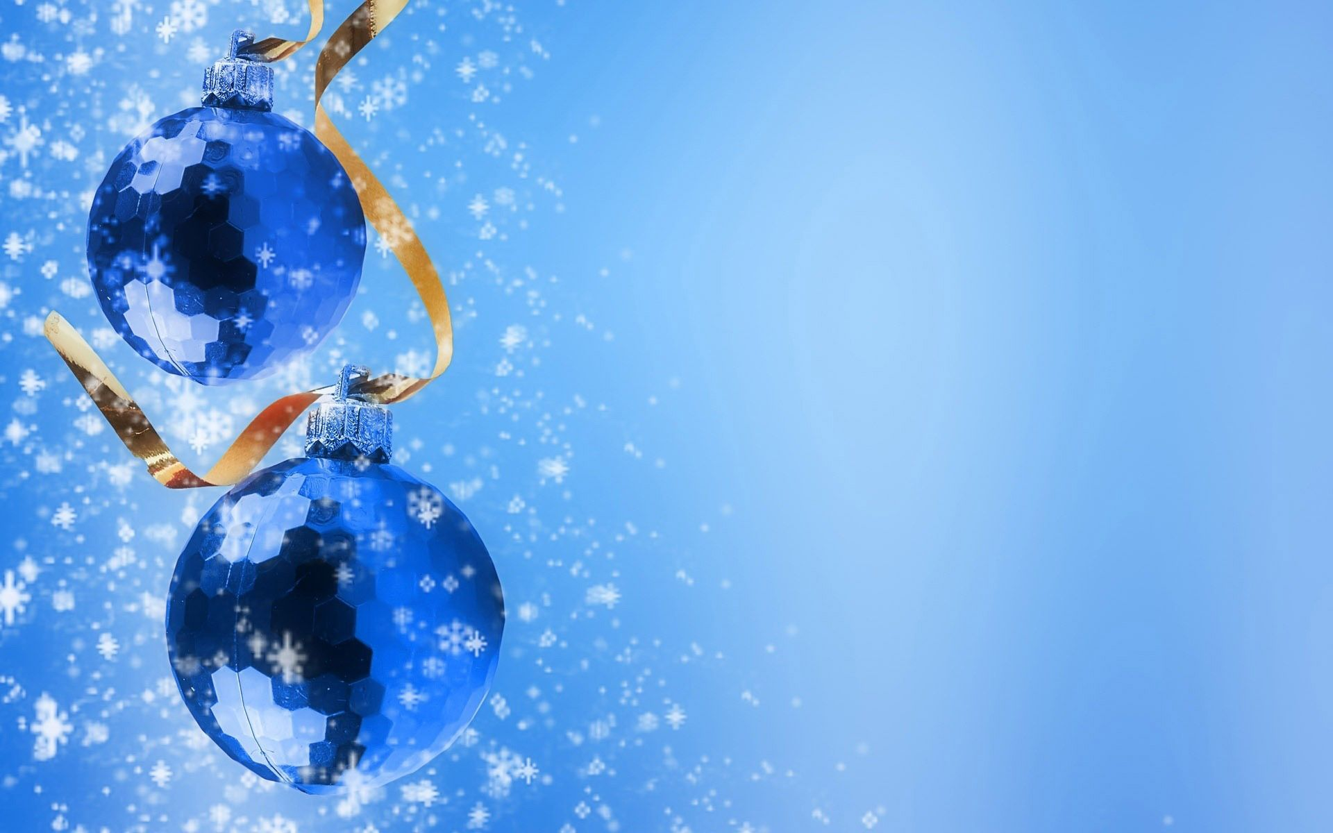 blue christmas card backgrounds