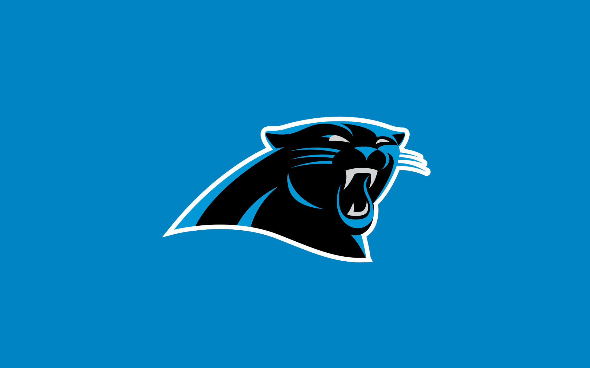 Travel Agency Wallpaper Hd Carolina Panthers Logo Wallpaper Hd Pixelstalk Net