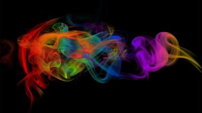 Colorful Smoke Wallpapers HD | PixelsTalk.Net