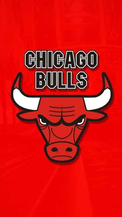 Chicago Bulls iPhone Wallpapers | PixelsTalk.Net