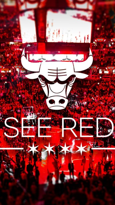 Chicago Bulls iPhone Backgrounds | PixelsTalk.Net