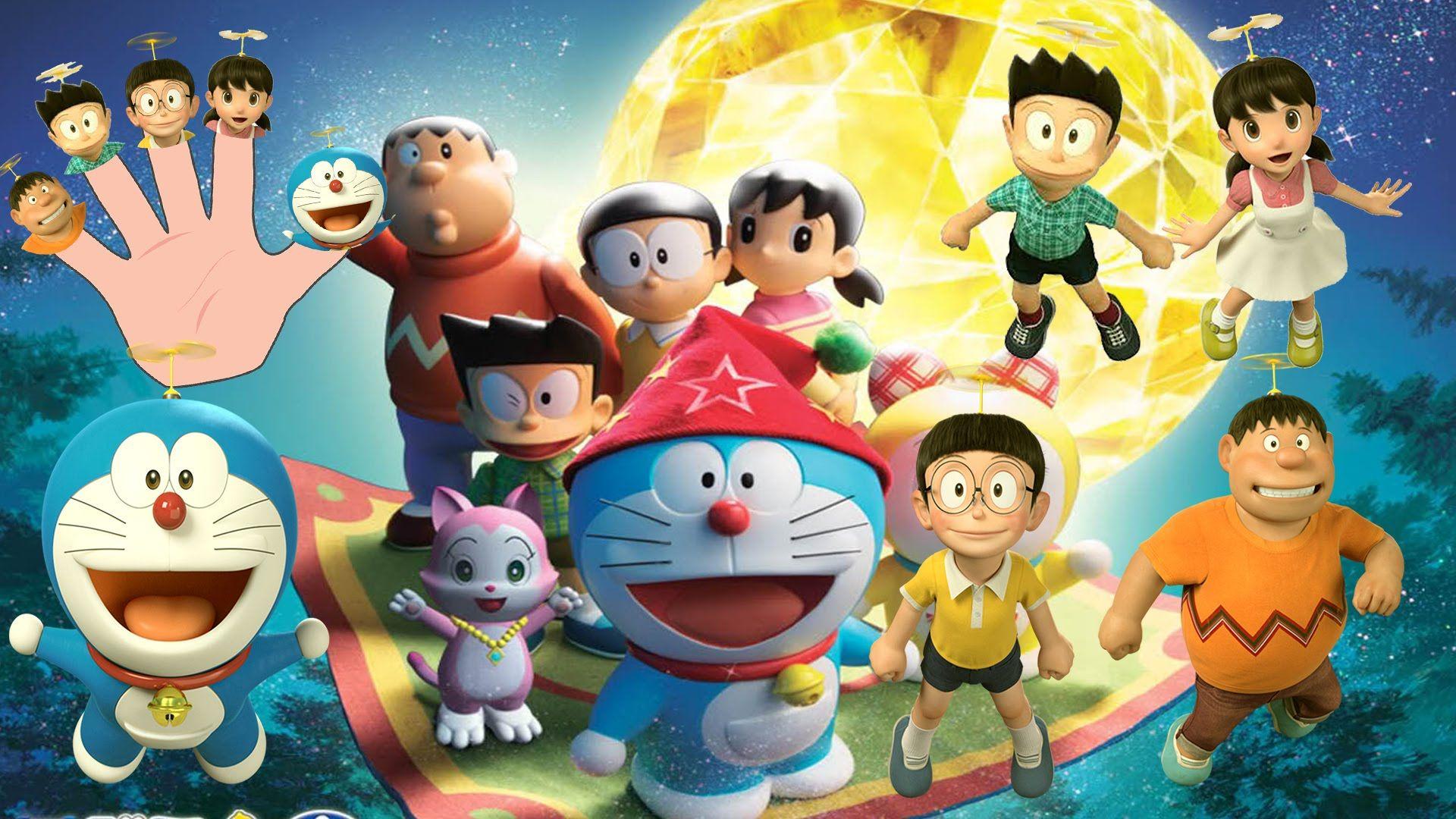 Happy Quotes Iphone Wallpaper Doraemon Wallpapers Hd Pixelstalk Net
