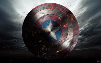 Captain America Shield Wallpaper HD | PixelsTalk.Net