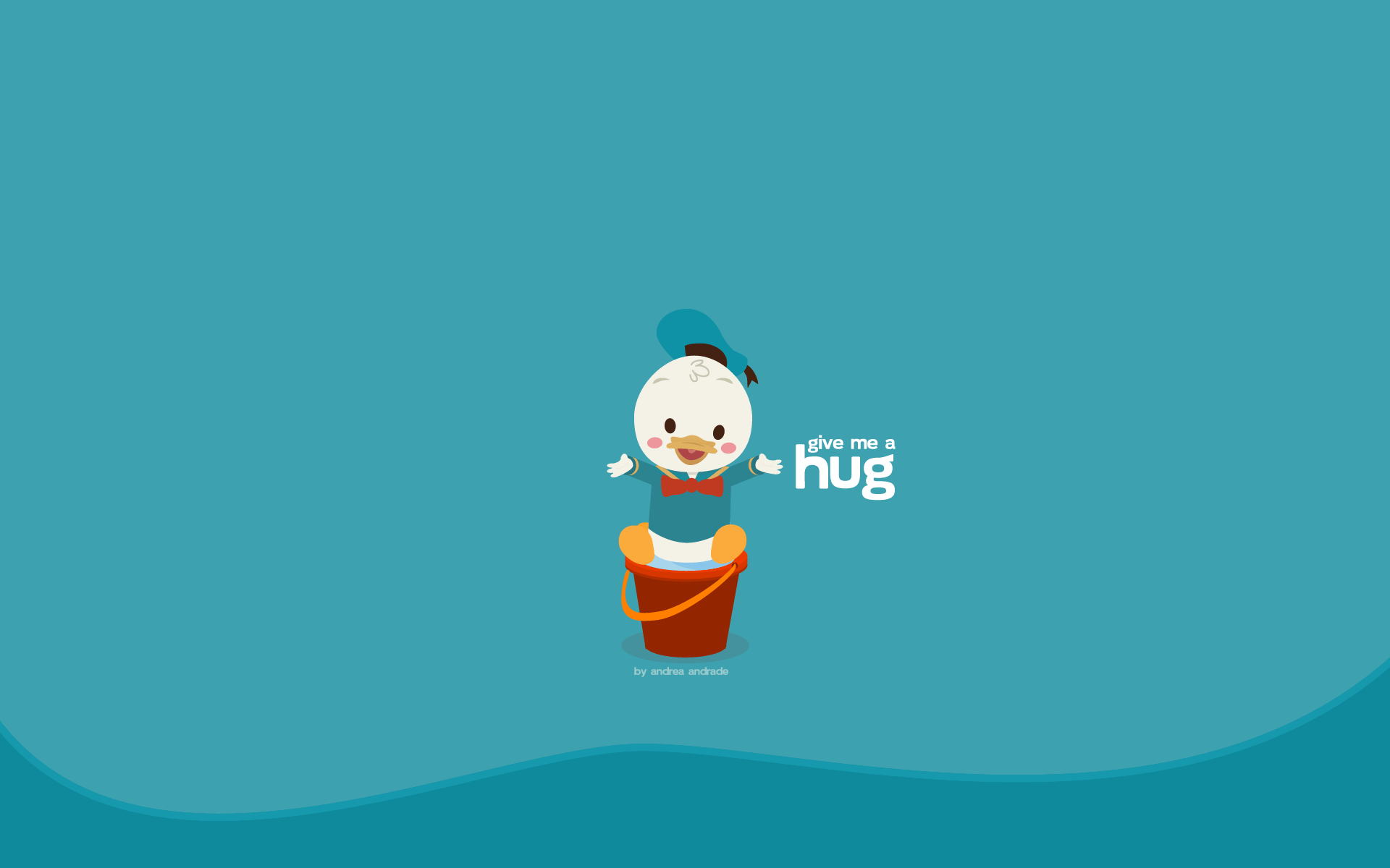 Cute Wallpapers On Computer Donald Duck Wallpapers For Desktop Pixelstalk Net