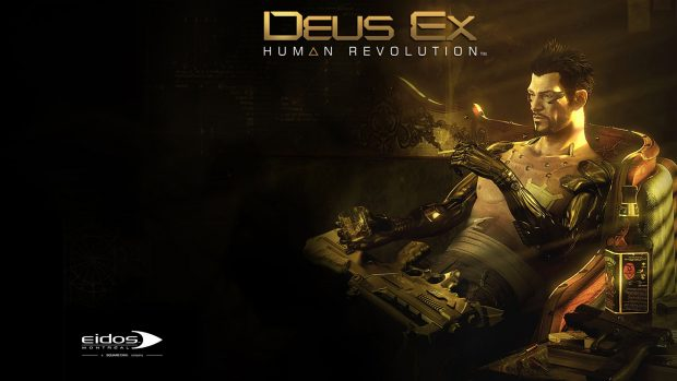 Deus Ex Human Revolution Quotes Wallpaper Deus Ex Human Revolution Wallpapers Hd Pixelstalk Net