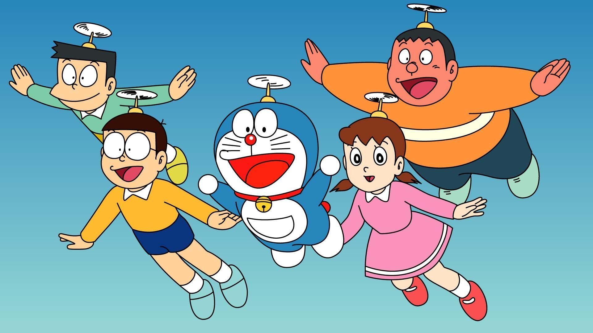 Windows Anime Girls Wallpapers Doraemon Wallpapers Hd Pixelstalk Net