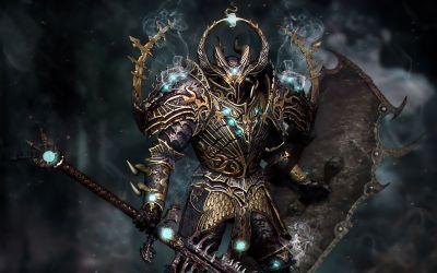 Aztec Warrior Background for Desktop | PixelsTalk.Net