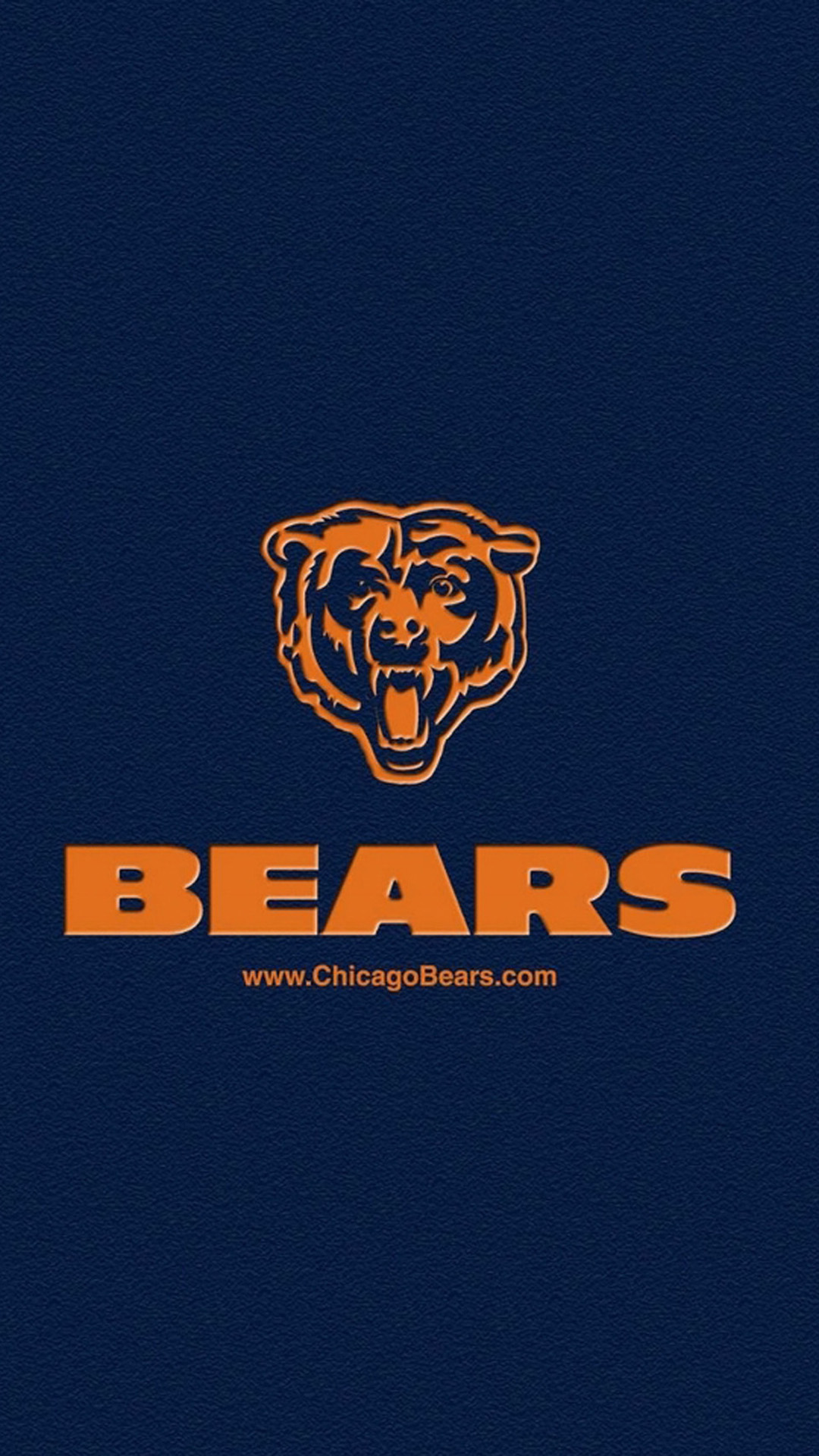 Chicago Bears Hd Wallpaper Chicago Bears Iphone Wallpapers Pixelstalk Net