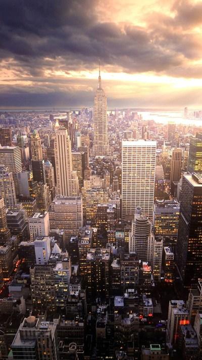 City iPhone Wallpapers | PixelsTalk.Net