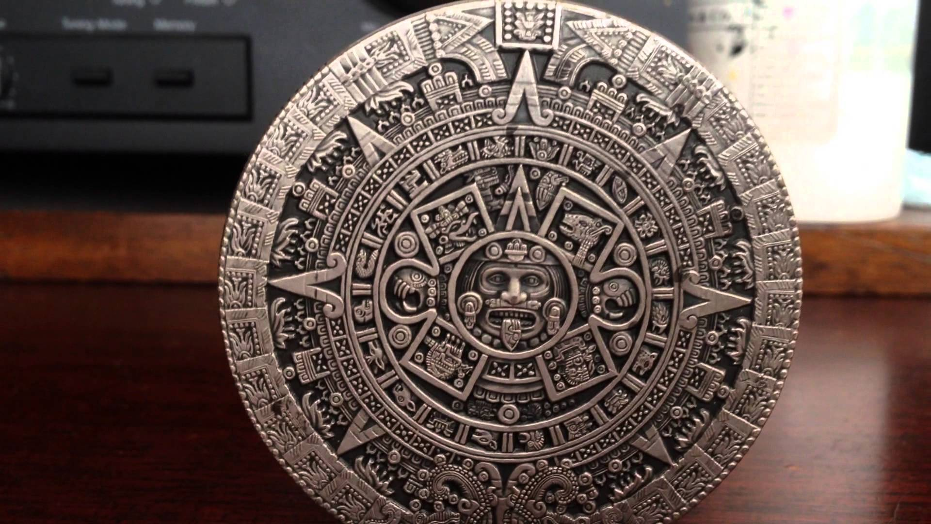 3d Wallpapers For Spring Download Free Aztec Calendar Wallpaper Pixelstalk Net