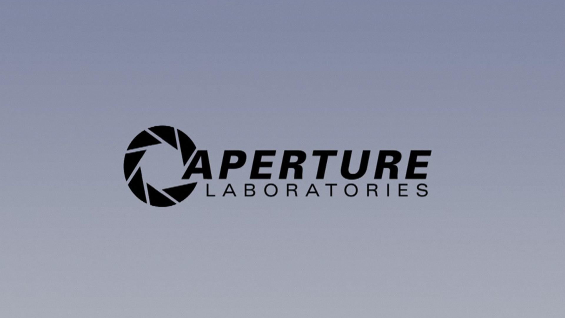 Free Widescreen Wallpaper Fall Download Free Aperture Laboratories Wallpaper Pixelstalk Net