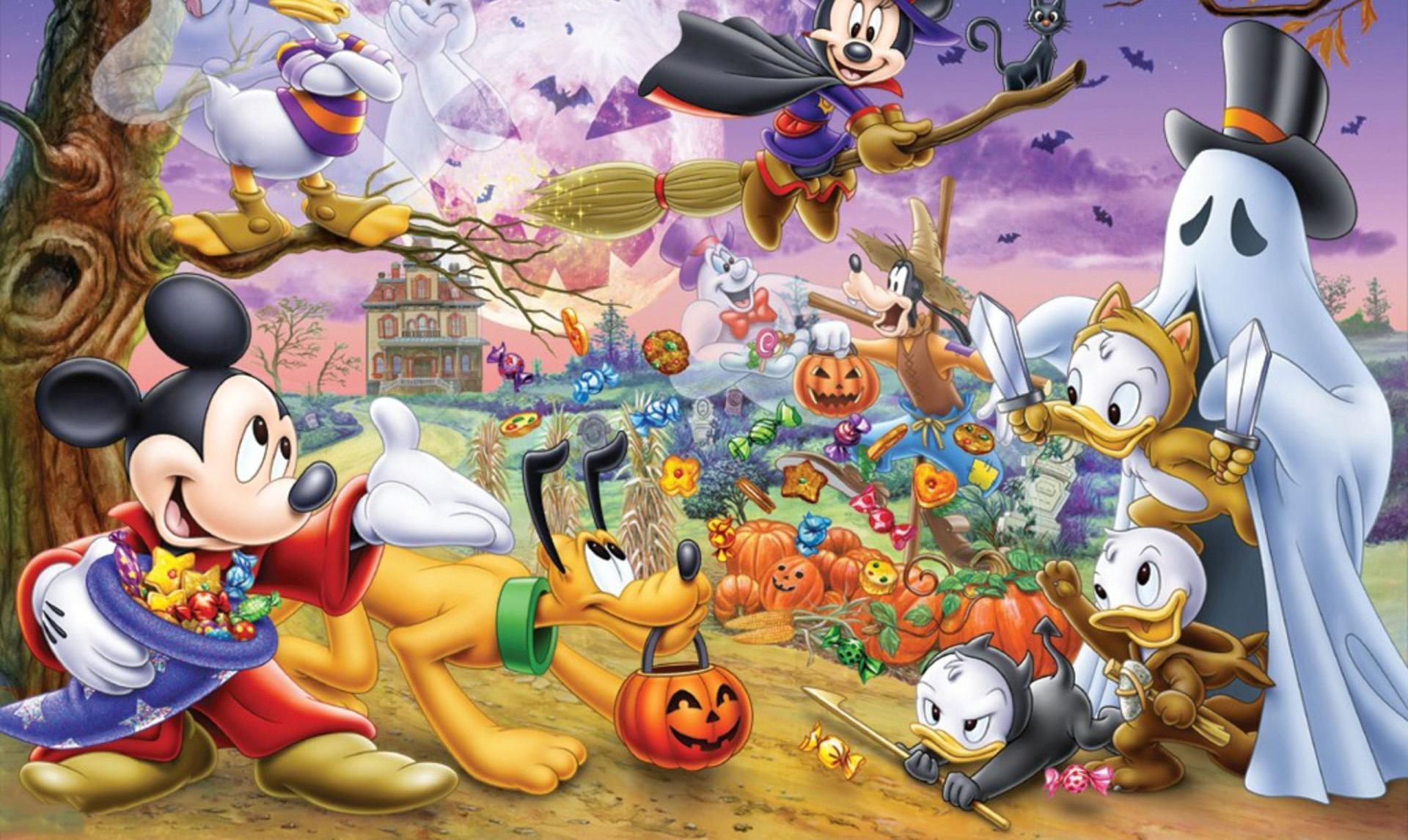 Anime Graffiti Wallpaper Disney Halloween Backgrounds Free Pixelstalk Net