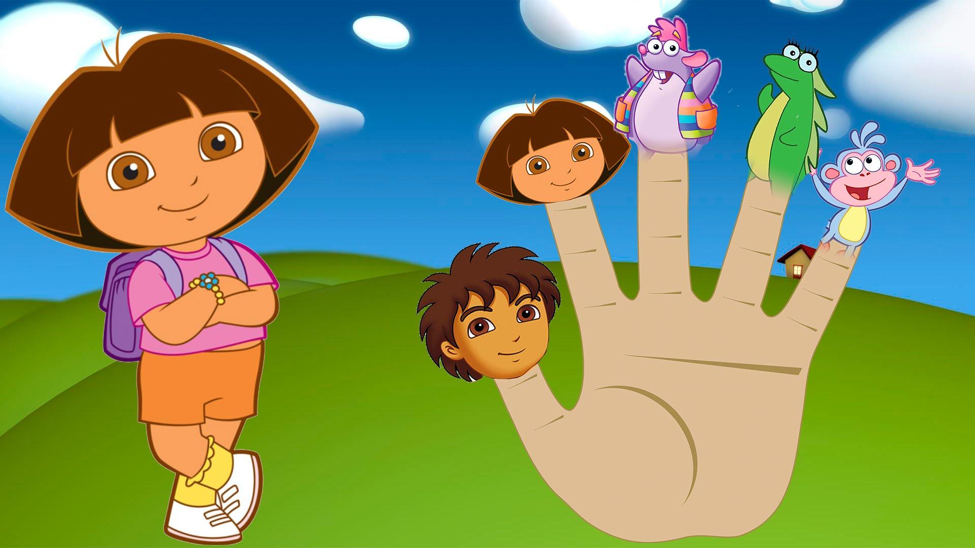 Cute Cartoon Hd Wallpapers Free Download Dora Backgrounds Download Pixelstalk Net