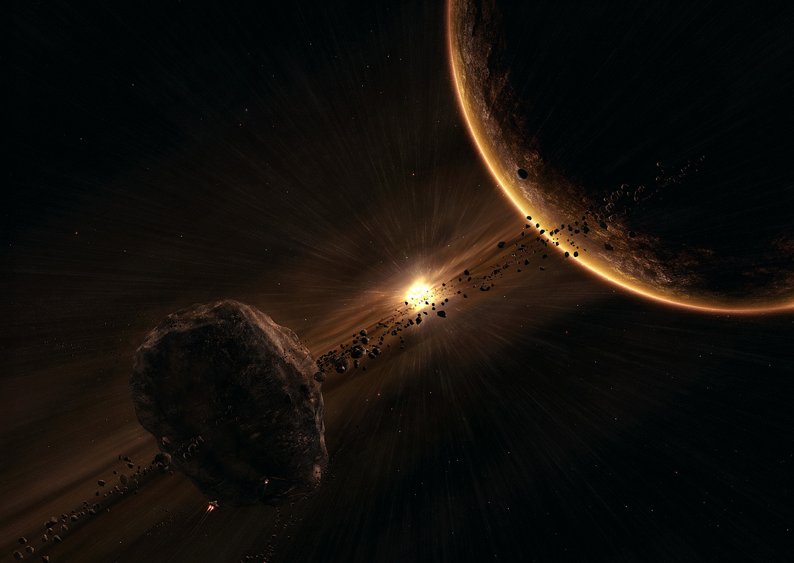 3d Asteroid Wallpaper Dark Matter Backgrounds Pixelstalk Net