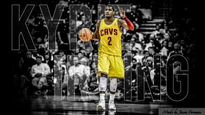 Kyrie Irving Wallpaper | PixelsTalk.Net