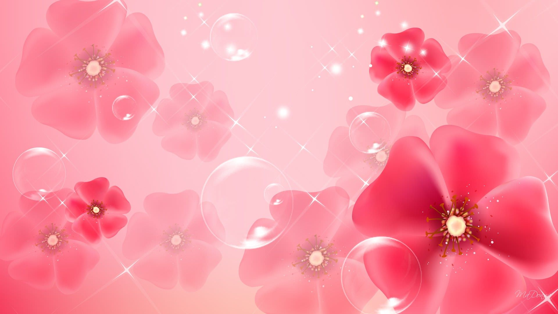 Free Fall Widescreen Wallpaper Bright Floral Background Free Download Pixelstalk Net