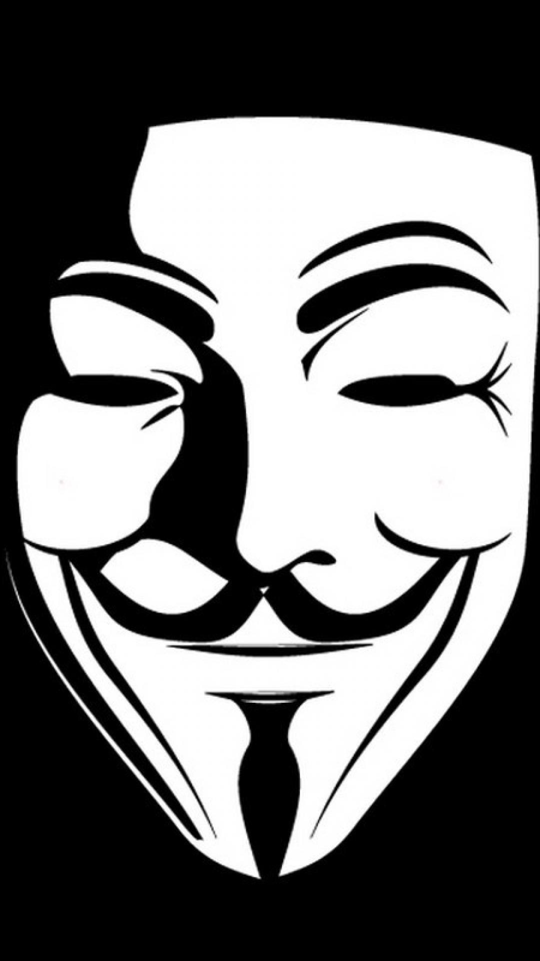 Anonymous Mask Wallpaper 3d Anonymous Wallpaper Hd For Iphone Pixelstalk Net