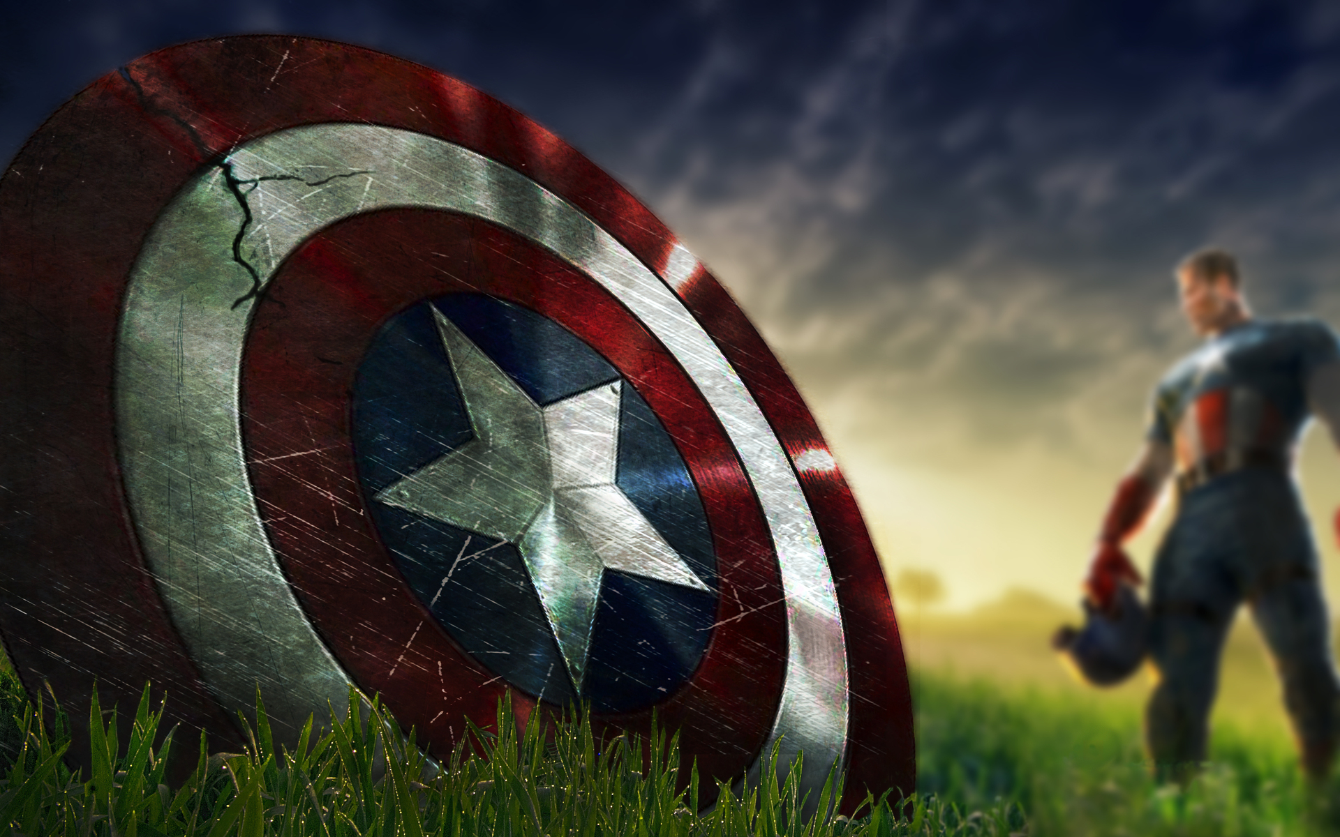 Download Wallpapers On Love Quotes Captain America Shield Wallpaper Hd Pixelstalk Net