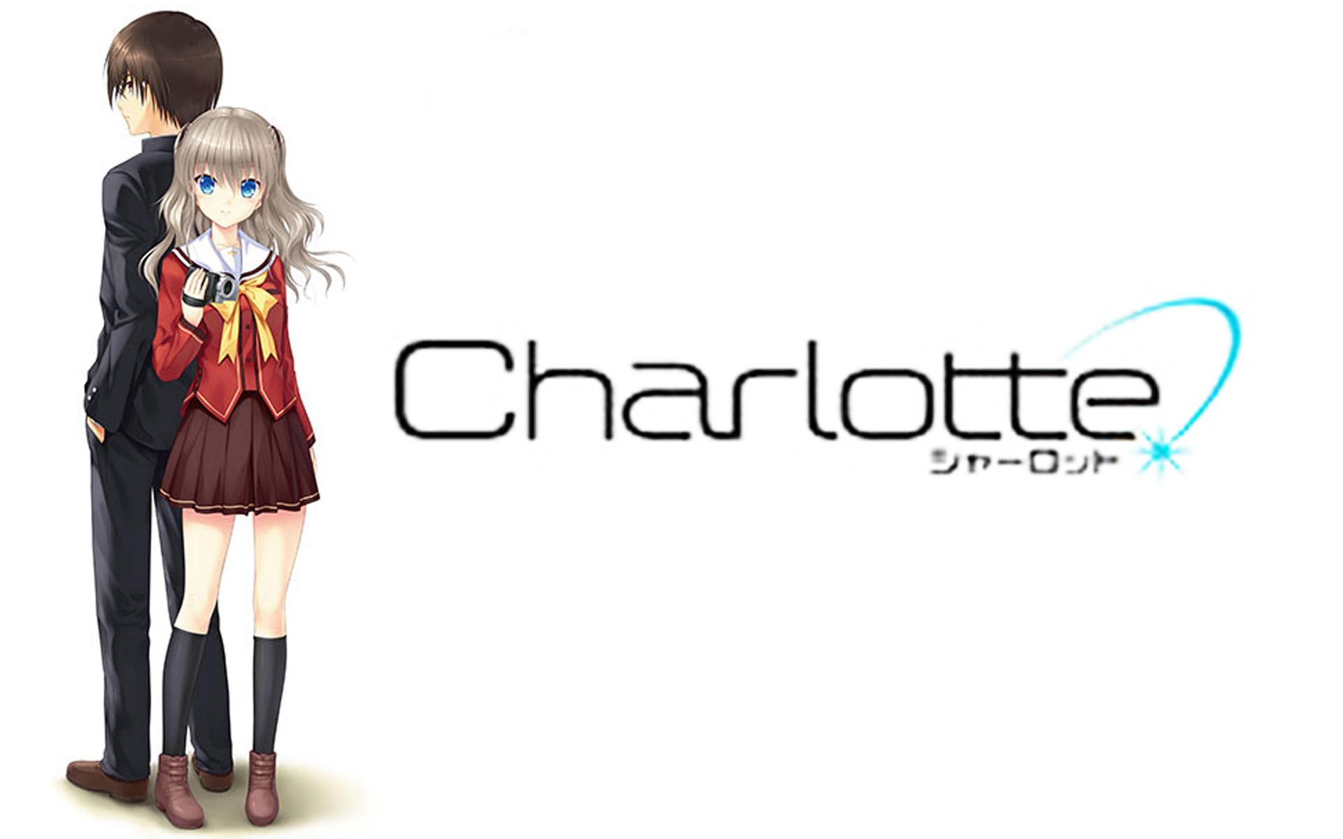 Free Download Cute Girl Wallpaper Anime Charlotte Backgrounds Pixelstalk Net