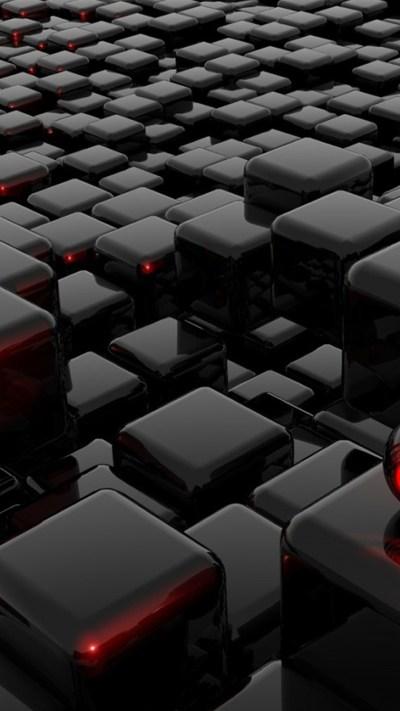 3D iPhone Wallpaper HD | PixelsTalk.Net