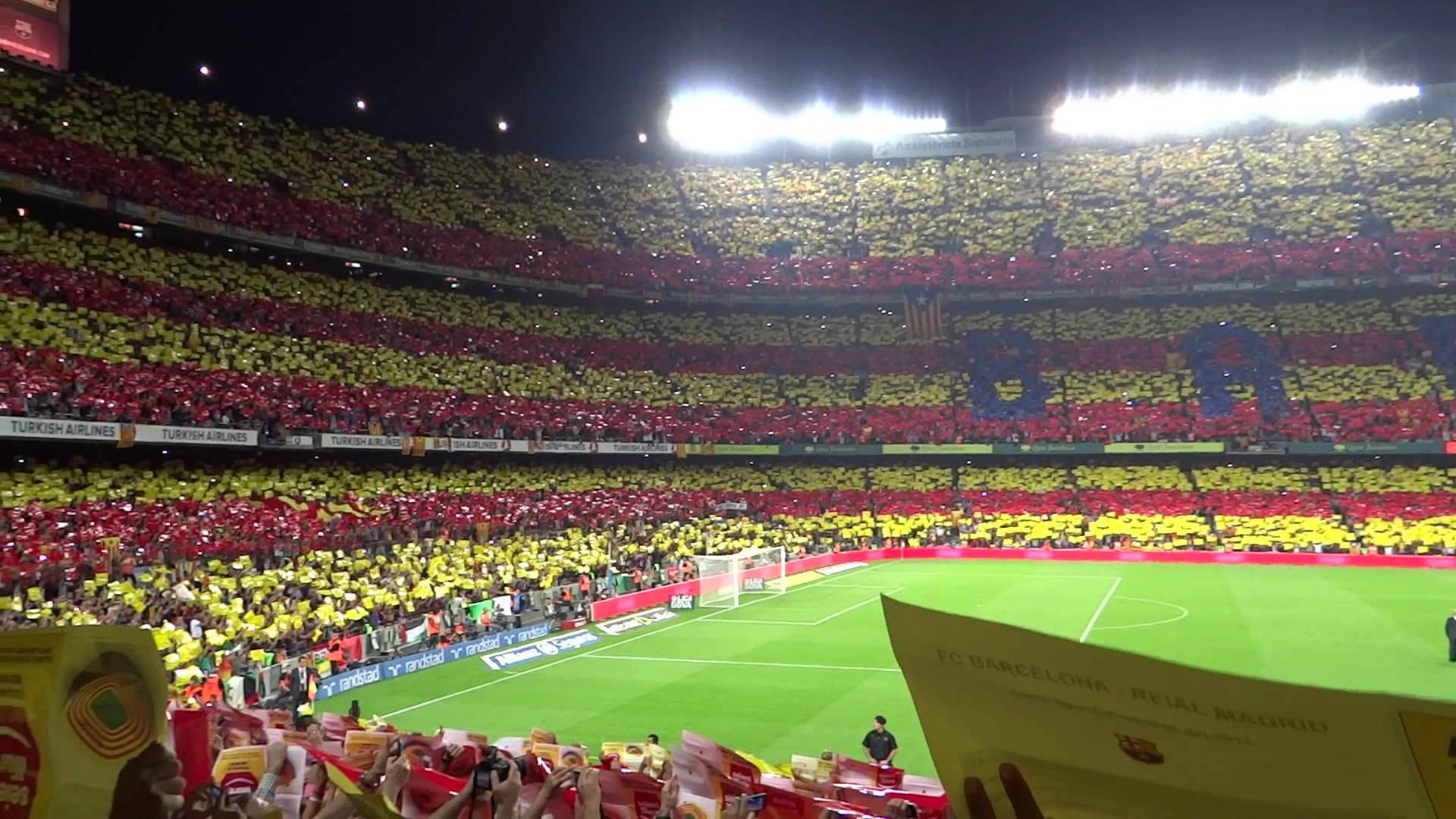 Wallpapers Hd Real Madrid Camp Nou Stadium Wallpaper Download Free Pixelstalk Net