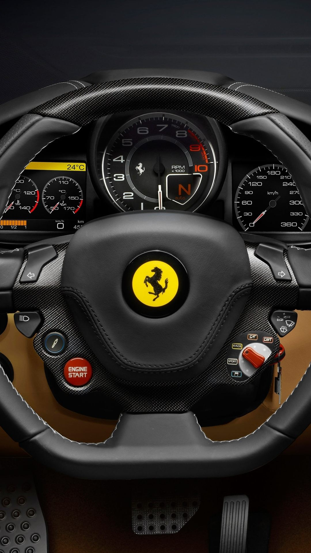 Cool Iphone Car Wallpapers Ferrari Iphone Wallpapers Pixelstalk Net