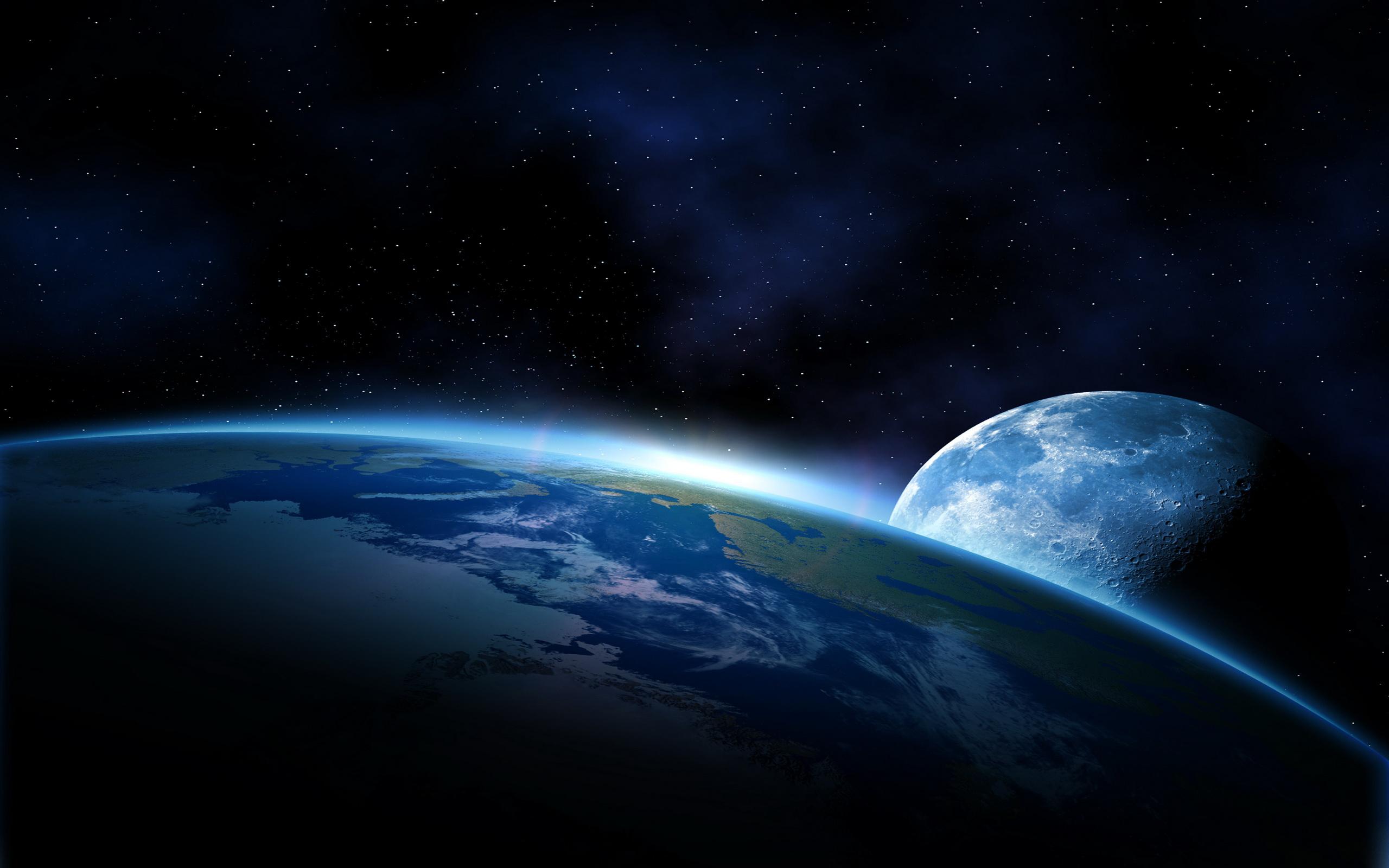 Sunrise 3d Wallpaper Earth From Space Wallpapers Hd Pixelstalk Net
