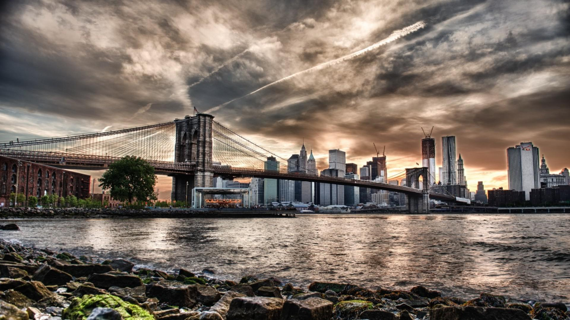Full Hd 3d Wallpapers 1920x1080 Free Download For Mobile Brooklyn Bridge Background Free Download Pixelstalk Net