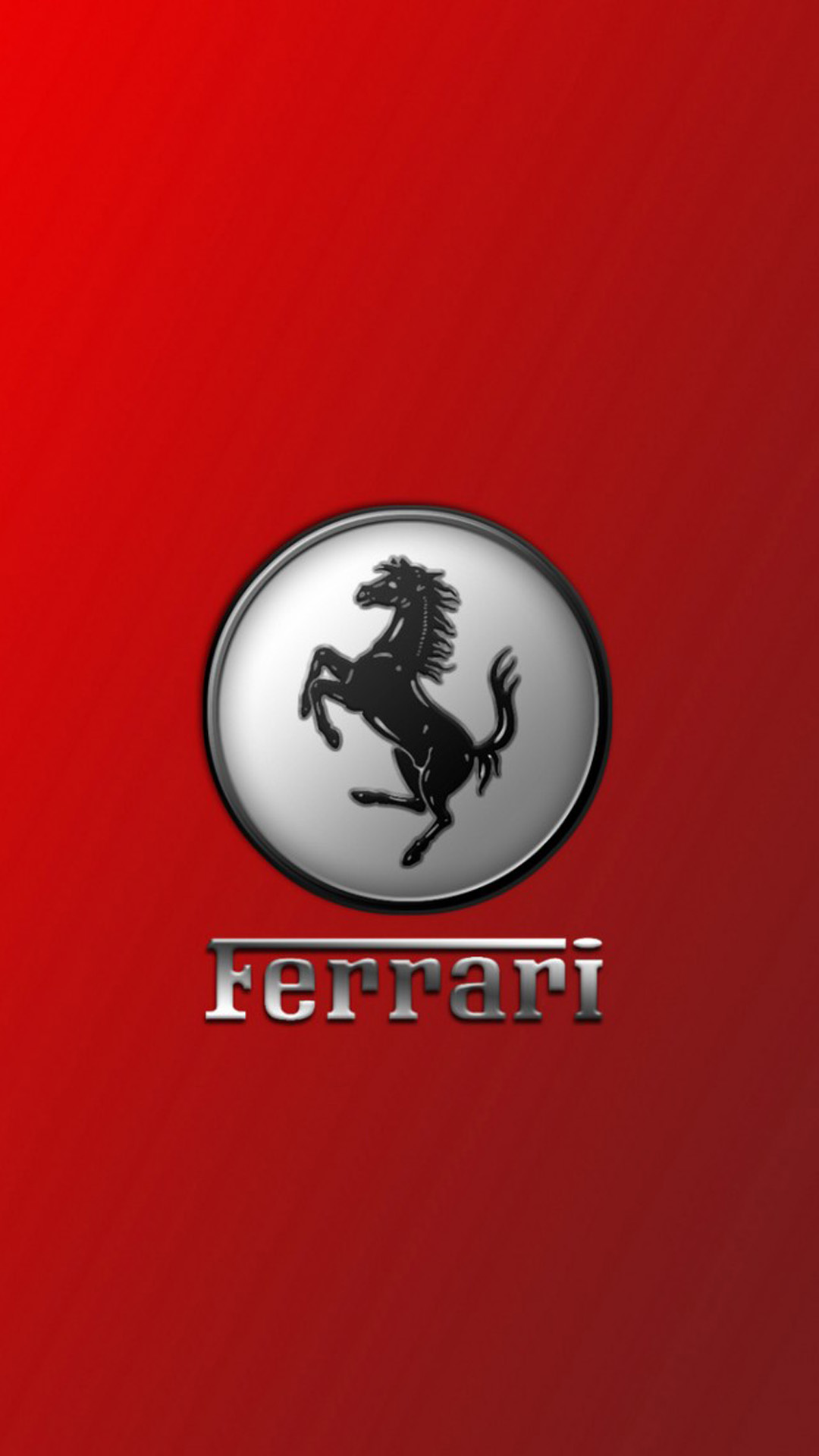 Ferrari Car Symbol Wallpaper Ferrari Iphone Wallpapers Pixelstalk Net
