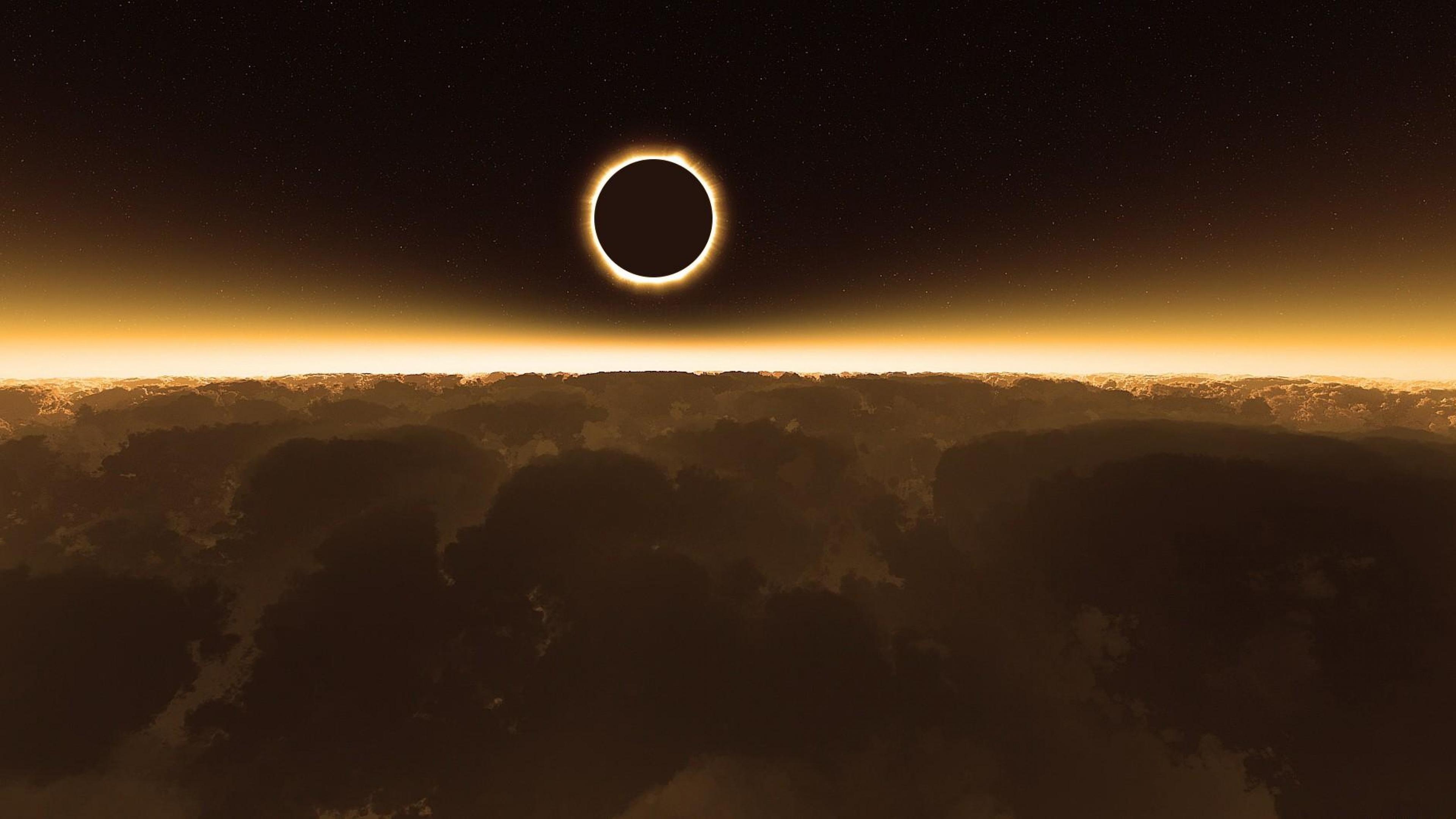 Cosmos Quotes Wallpaper Eclipse Wallpapers Hd Pixelstalk Net