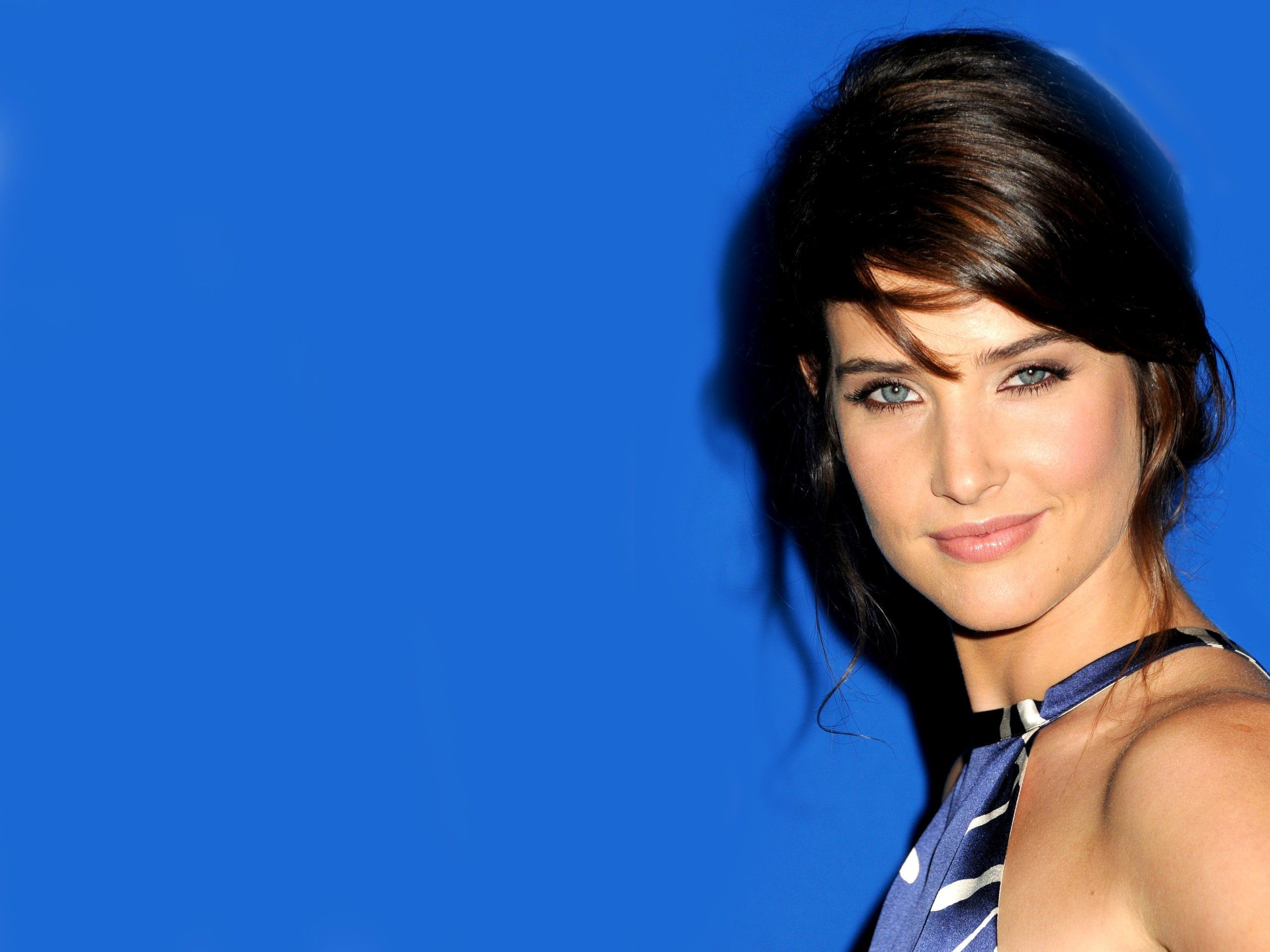Cute Wallpapers For Girls In The Fall Cobie Smulders Wallpaper Hd Pixelstalk Net
