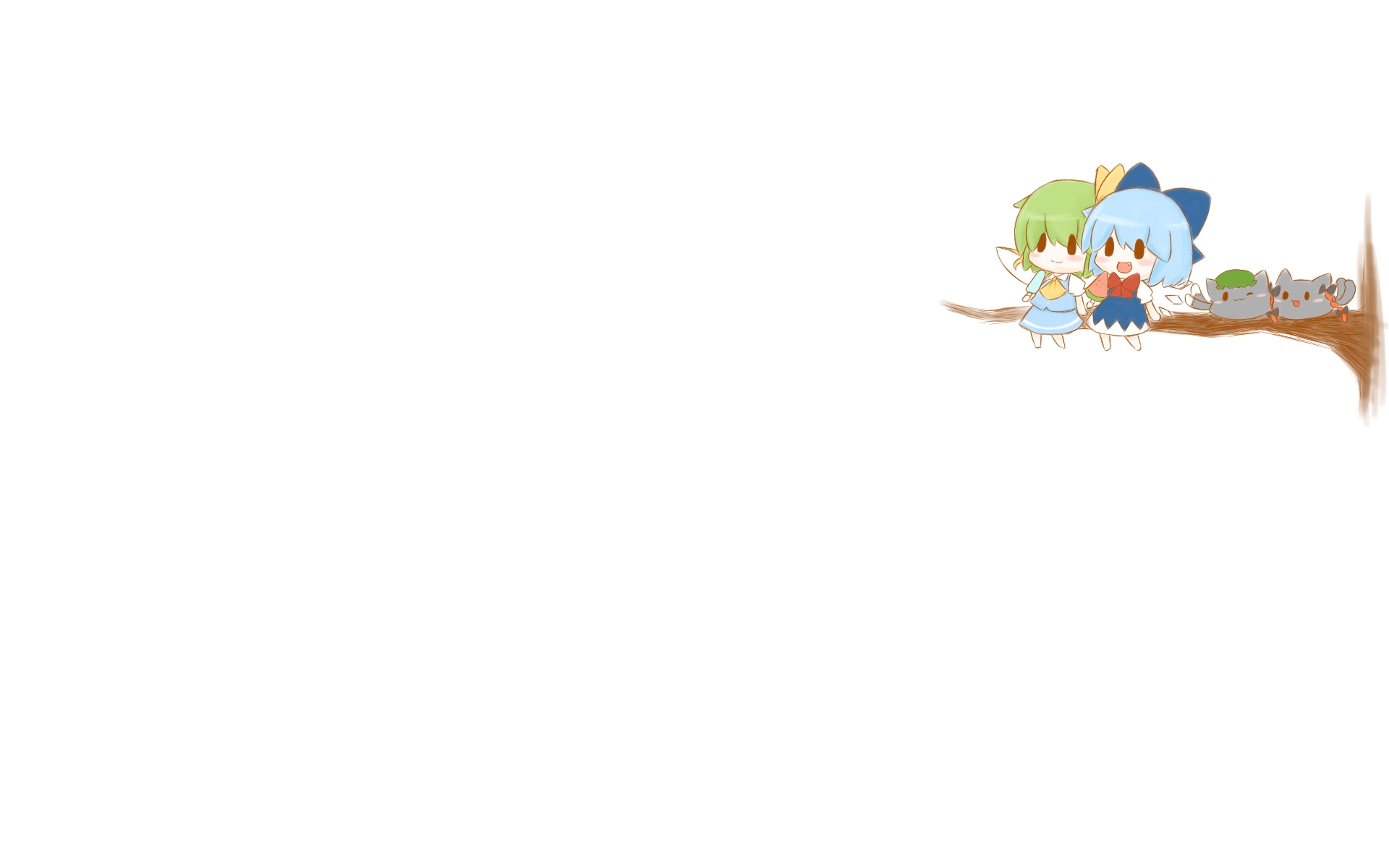 Cute Chibi Anime Wallpapers Chibi Background Hd Pixelstalk Net