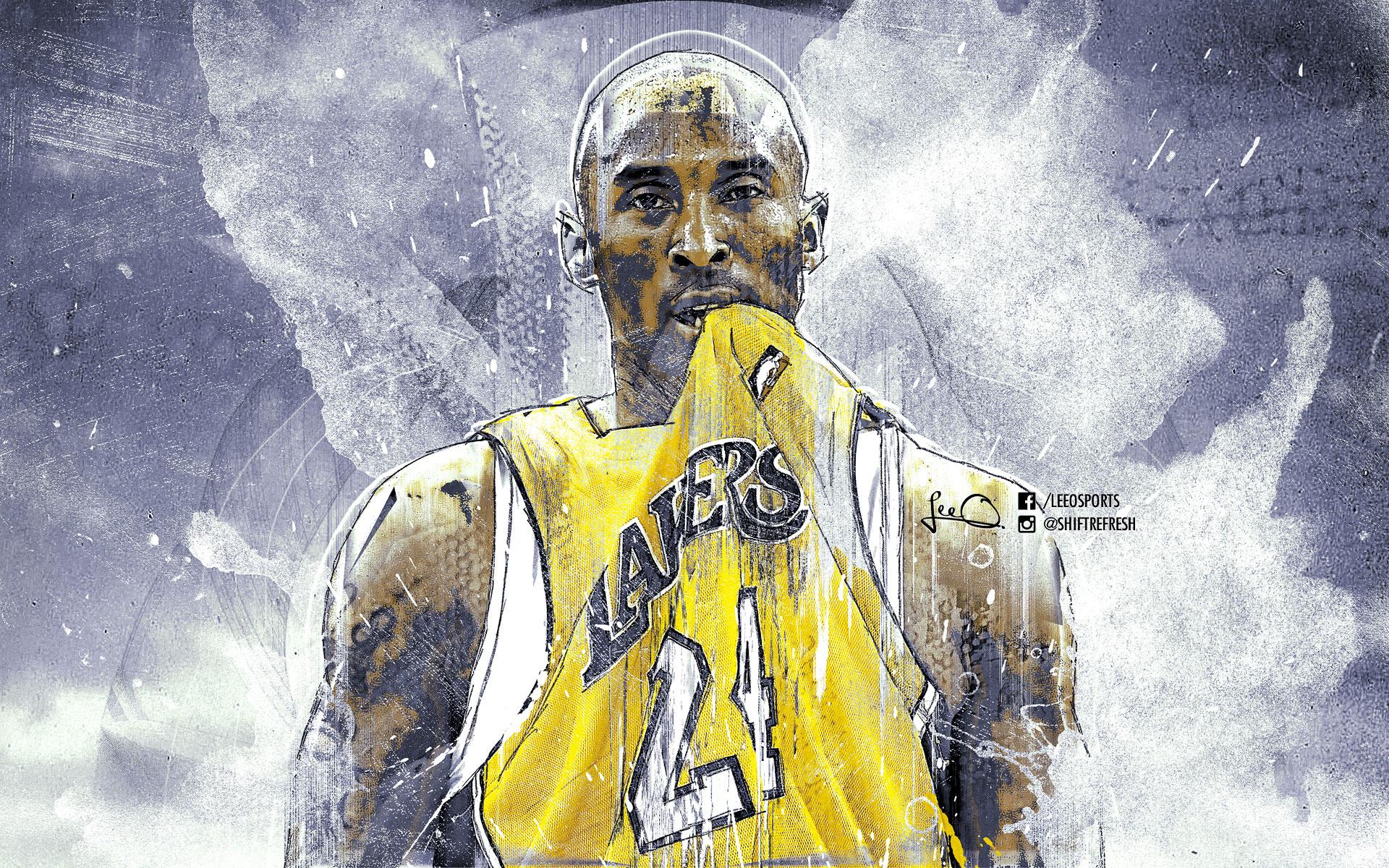 Los Angeles Lakers Wallpaper Hd Kobe Bryant Backgrounds Collection Pixelstalk Net