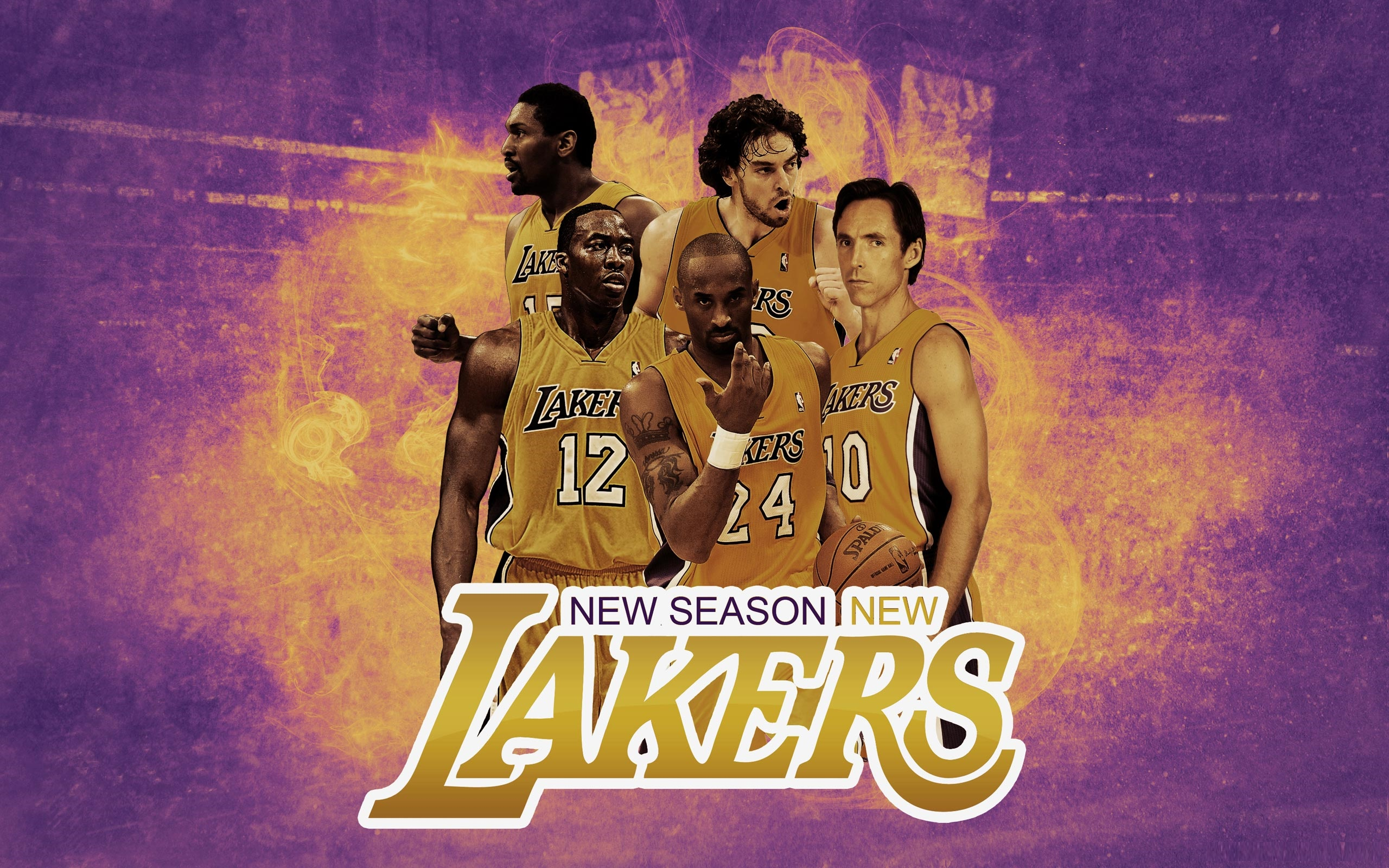 Los Angeles Lakers Wallpaper Hd The Los Angeles Lakers Backgrounds Collection Pixelstalk Net