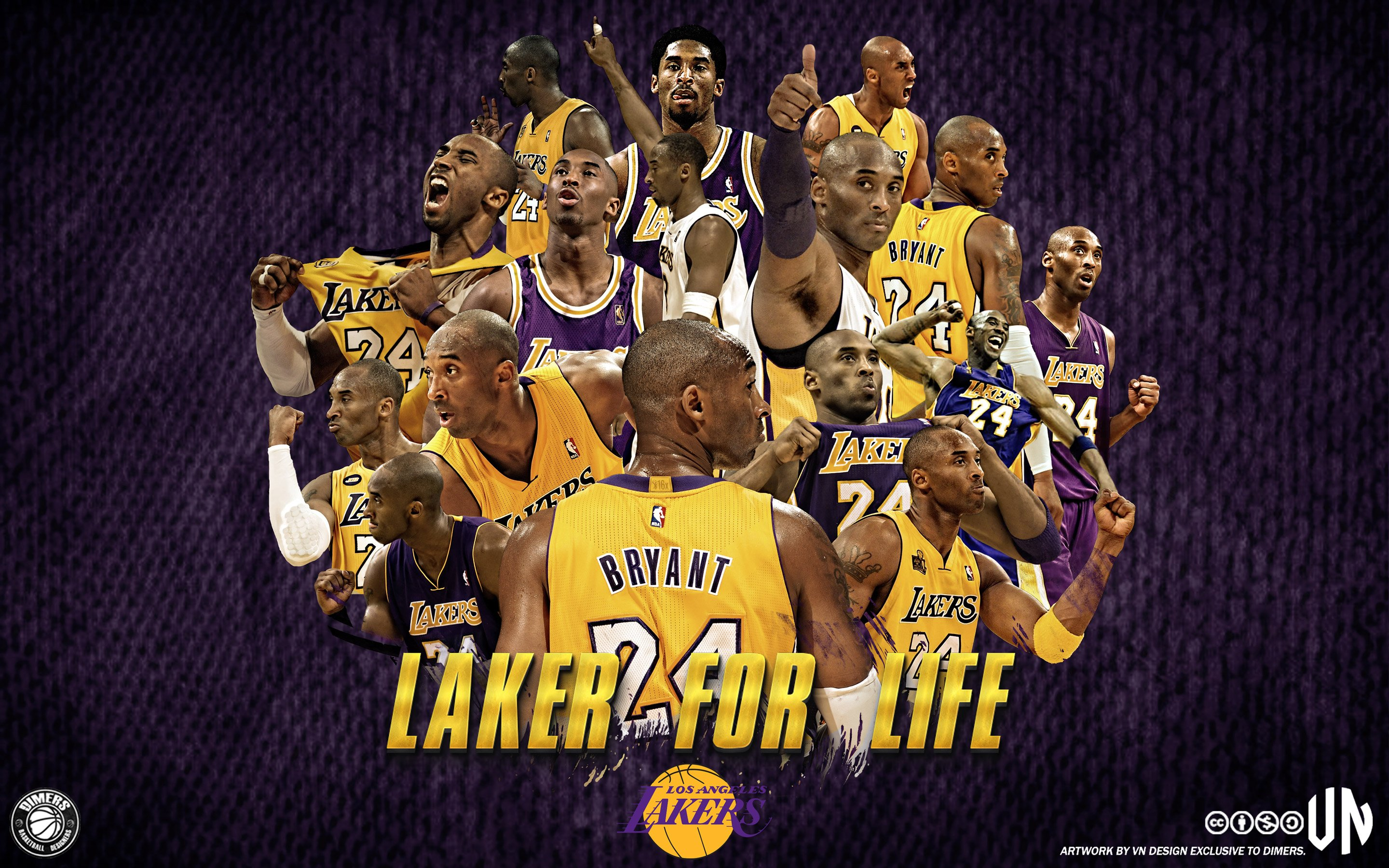 Kobe Bryant Wallpaper Hd Lakers Wallpaper Hd Collection Pixelstalk Net