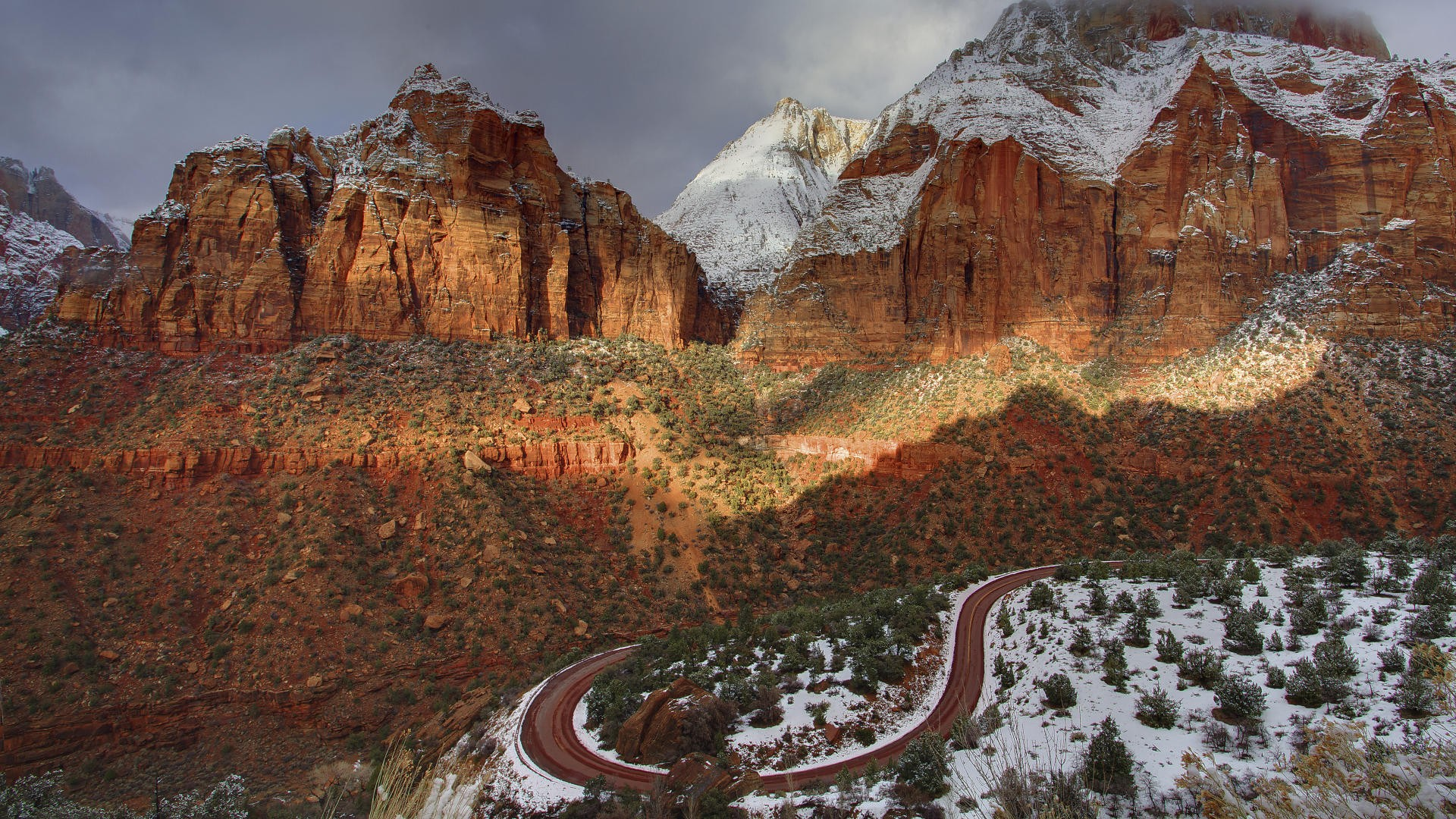 3d Live Wallpaper Hd 1080p Free Download Zion National Park Wallpapers Hd Pixelstalk Net
