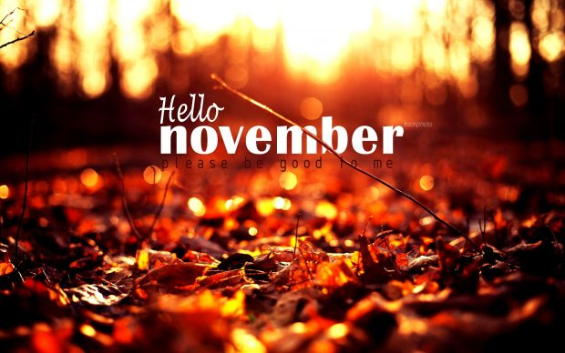 Beautiful Wallpaper Hd With Quotes Hello November Hd Wallpapers Pixelstalk Net