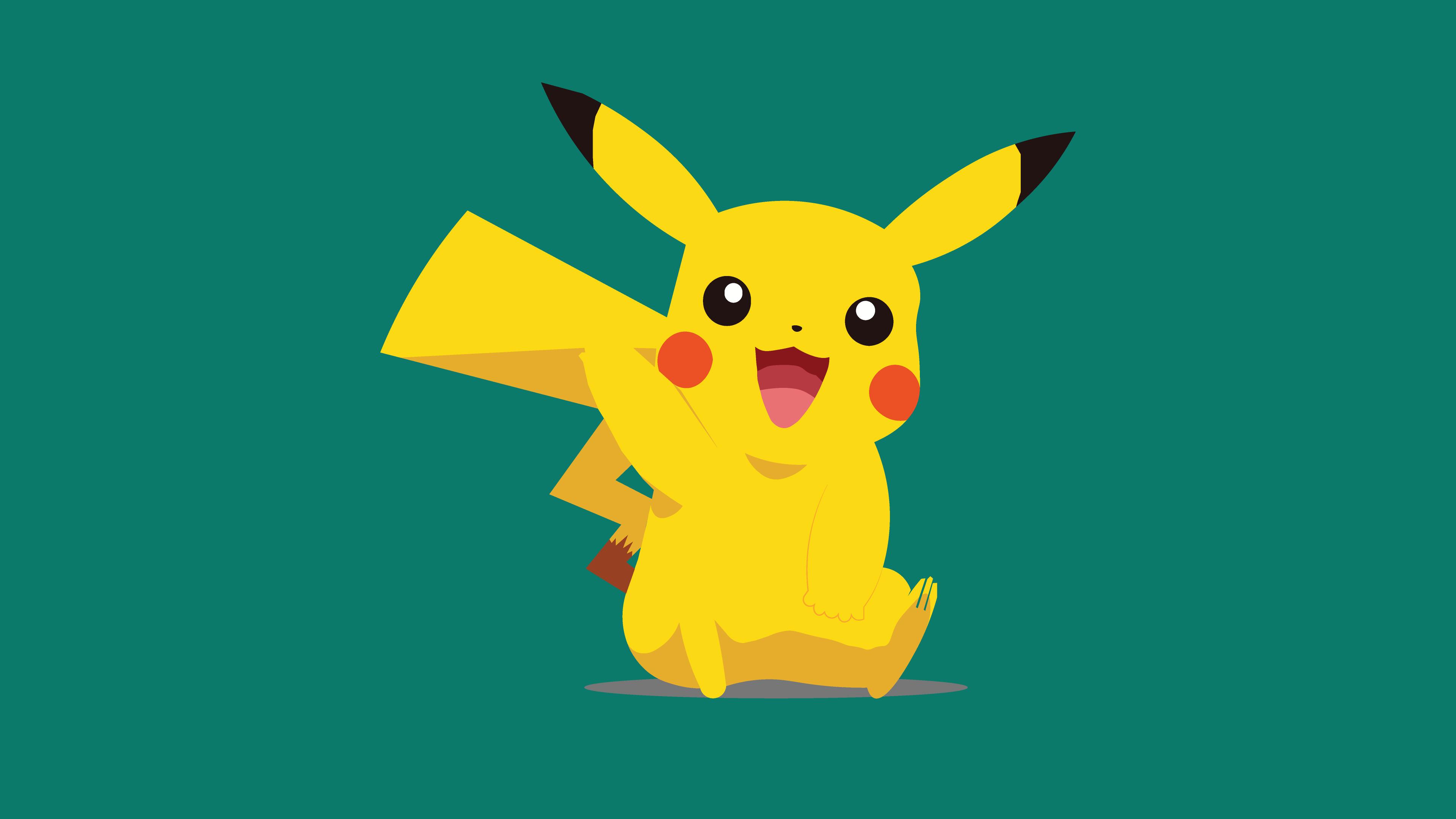 Free Desktop Wallpaper Anime Pikachu Wallpapers Hd Pixelstalk Net