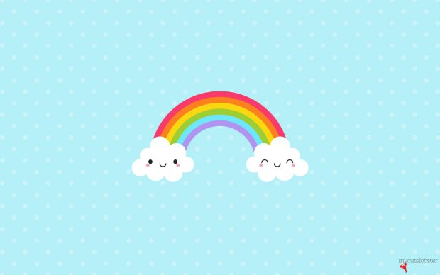 Cute Pastel Rainbow Wallpaper Cute Rainbow Hd Wallpapers Pixelstalk Net