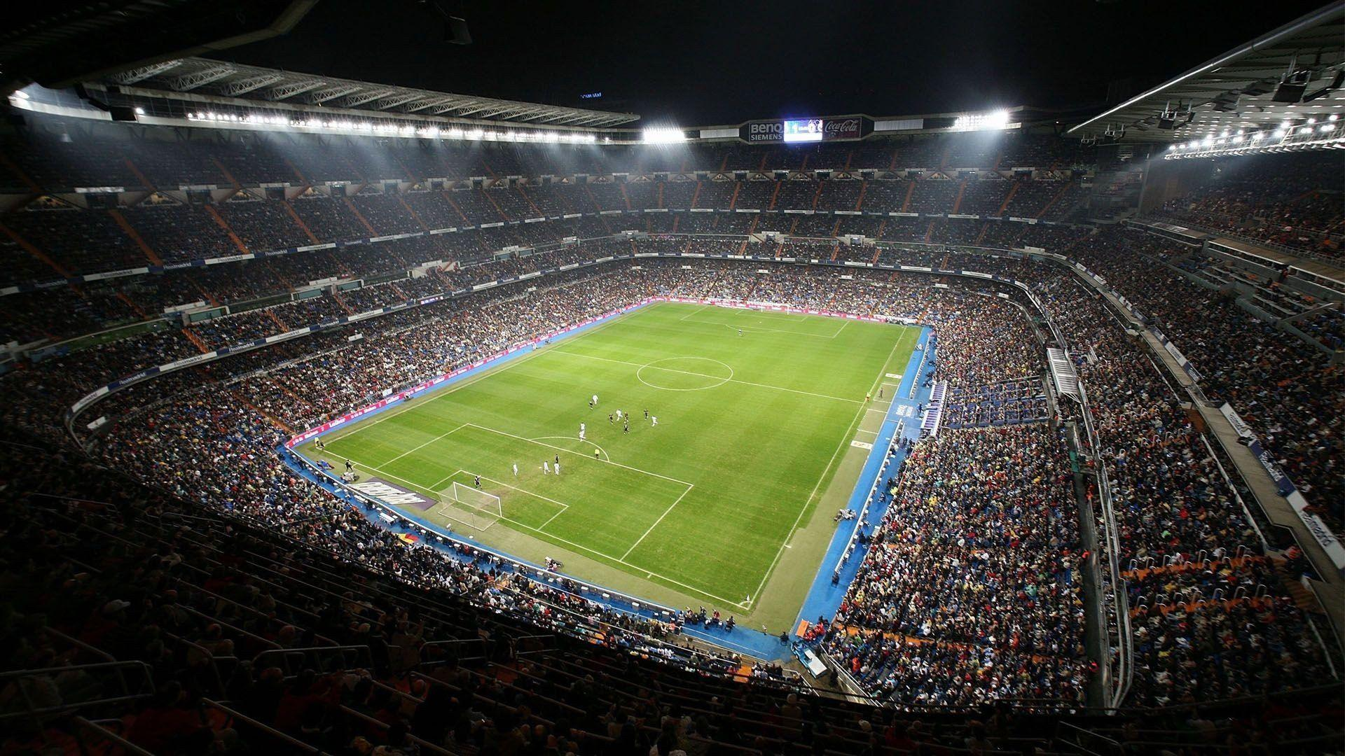 Oregon Football Wallpaper Hd Real Madrid Santiago Bernabeu Stadium Wallpapers