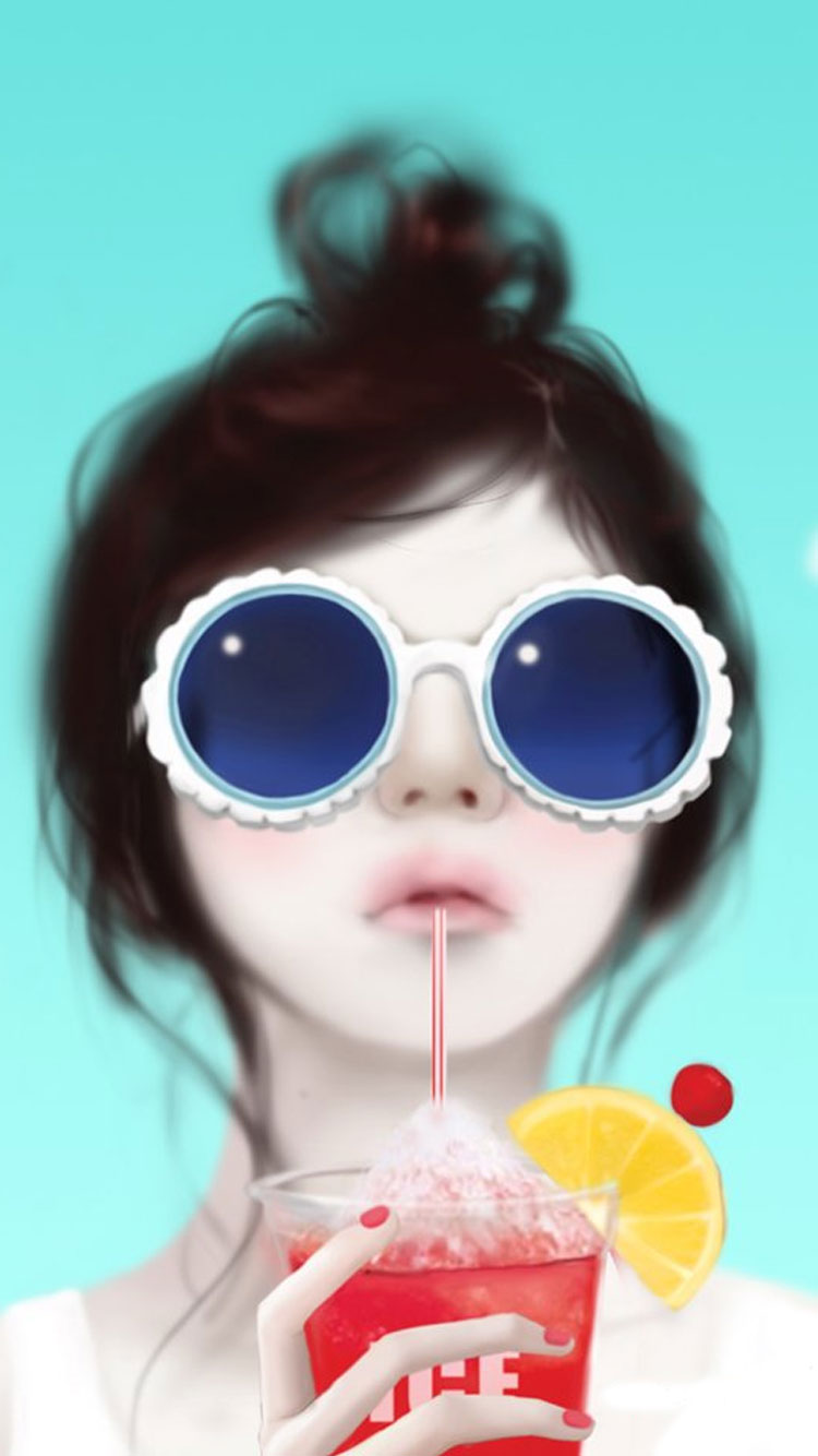 Free Download Live Wallpaper Girl For Android Girly Iphone Wallpaper Pixelstalk Net