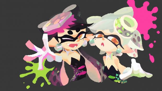 Best Girl Wallpaper For Mobile Splatoon Backgrounds Download Free Pixelstalk Net