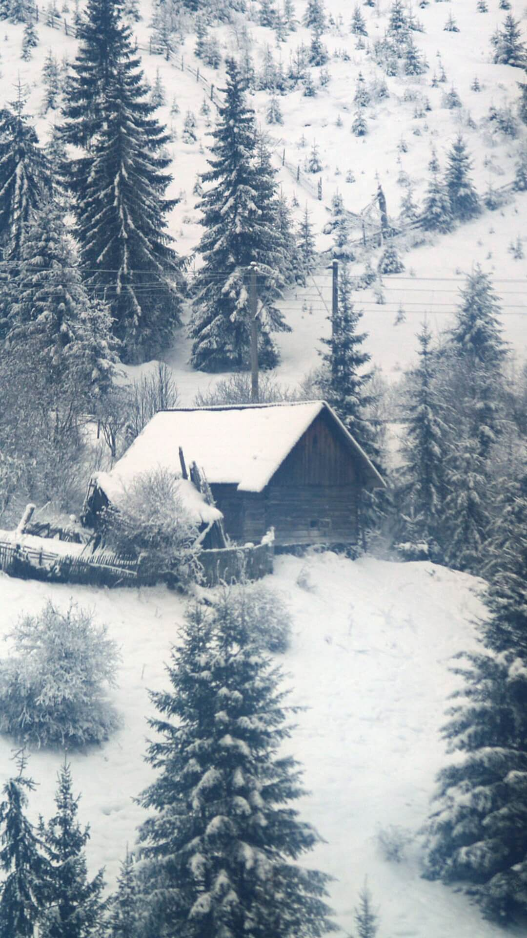 Free Animated Fall Desktop Wallpaper Free Download Winter Wallpapers For Iphone Pixelstalk Net