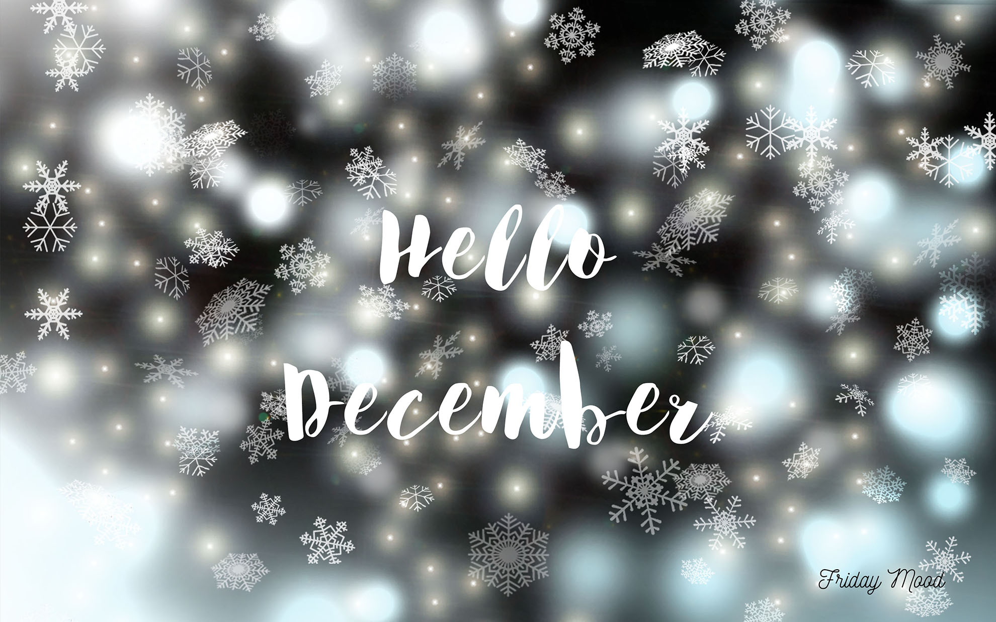 Inspirational Quotes Desktop Wallpaper Free Download Hello December Wallpapers Pixelstalk Net