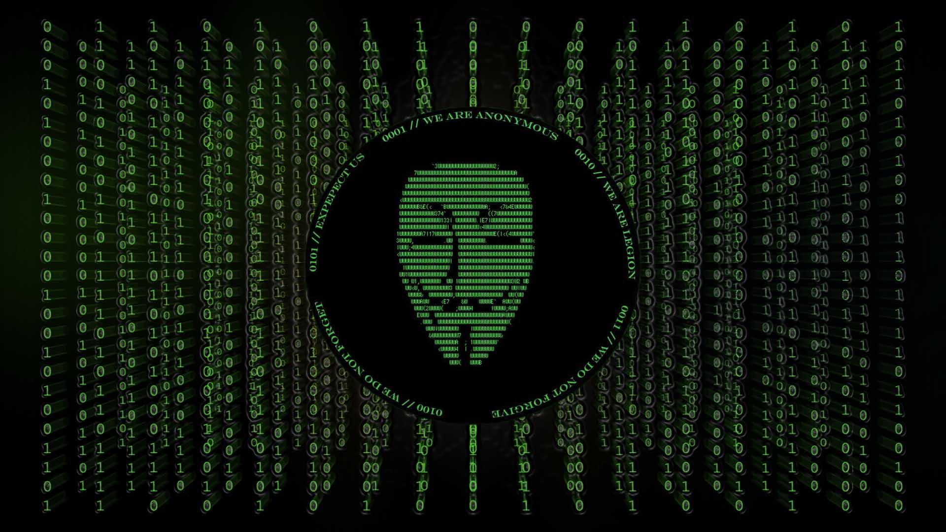 Binary Code Wallpaper Hd Anonymous Wallpapers Hd Pixelstalk Net
