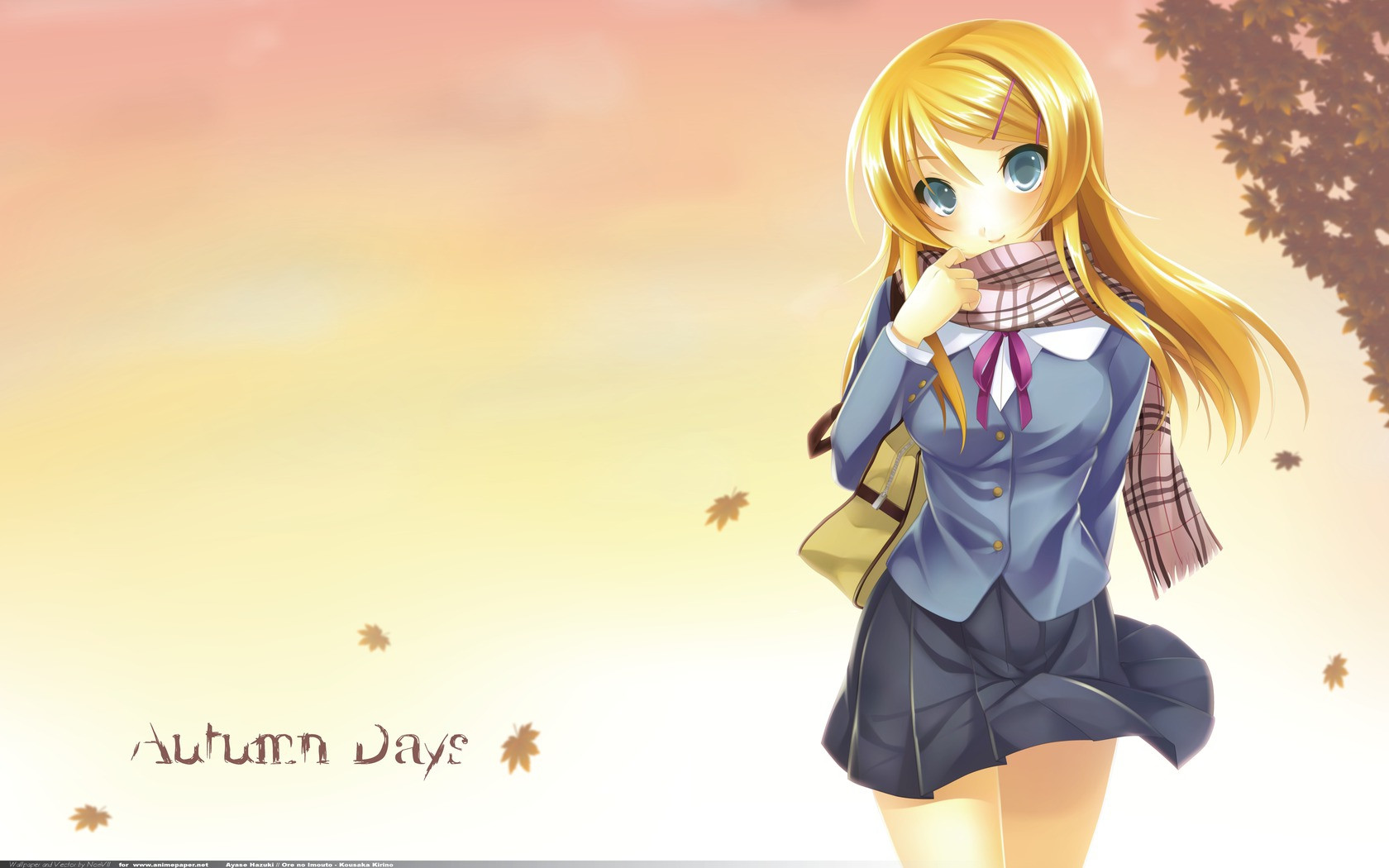 Wallpaper Cute Little Girl Anime Kawaii Wallpapers Pixelstalk Net
