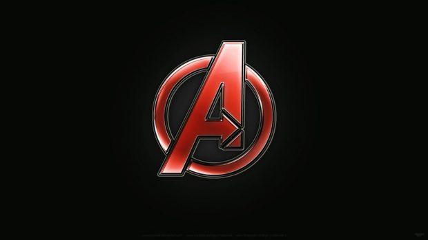 Cute Cartoon Wallpapers For Mobile Hd Logo Avengers Wallpapers Pixelstalk Net