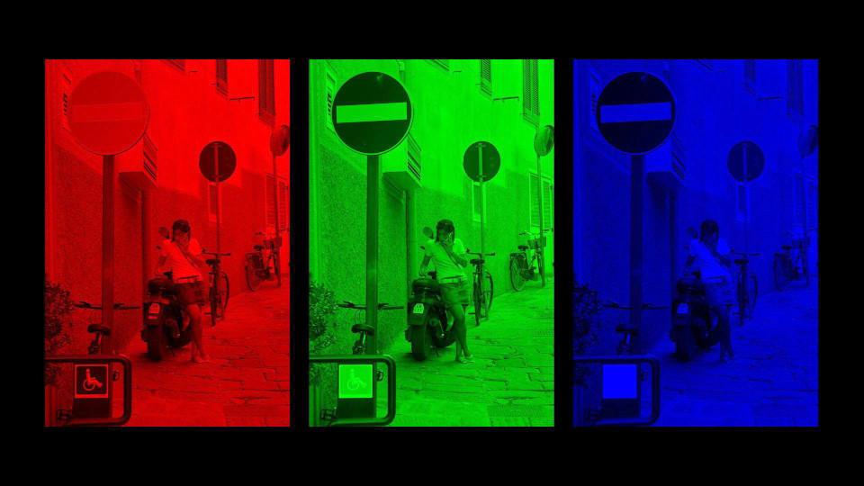 Italie 3 couleurs
